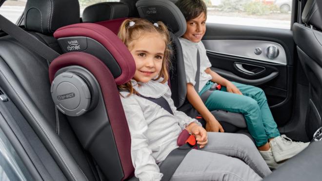 Les réglementations instaurées concernant les sièges auto