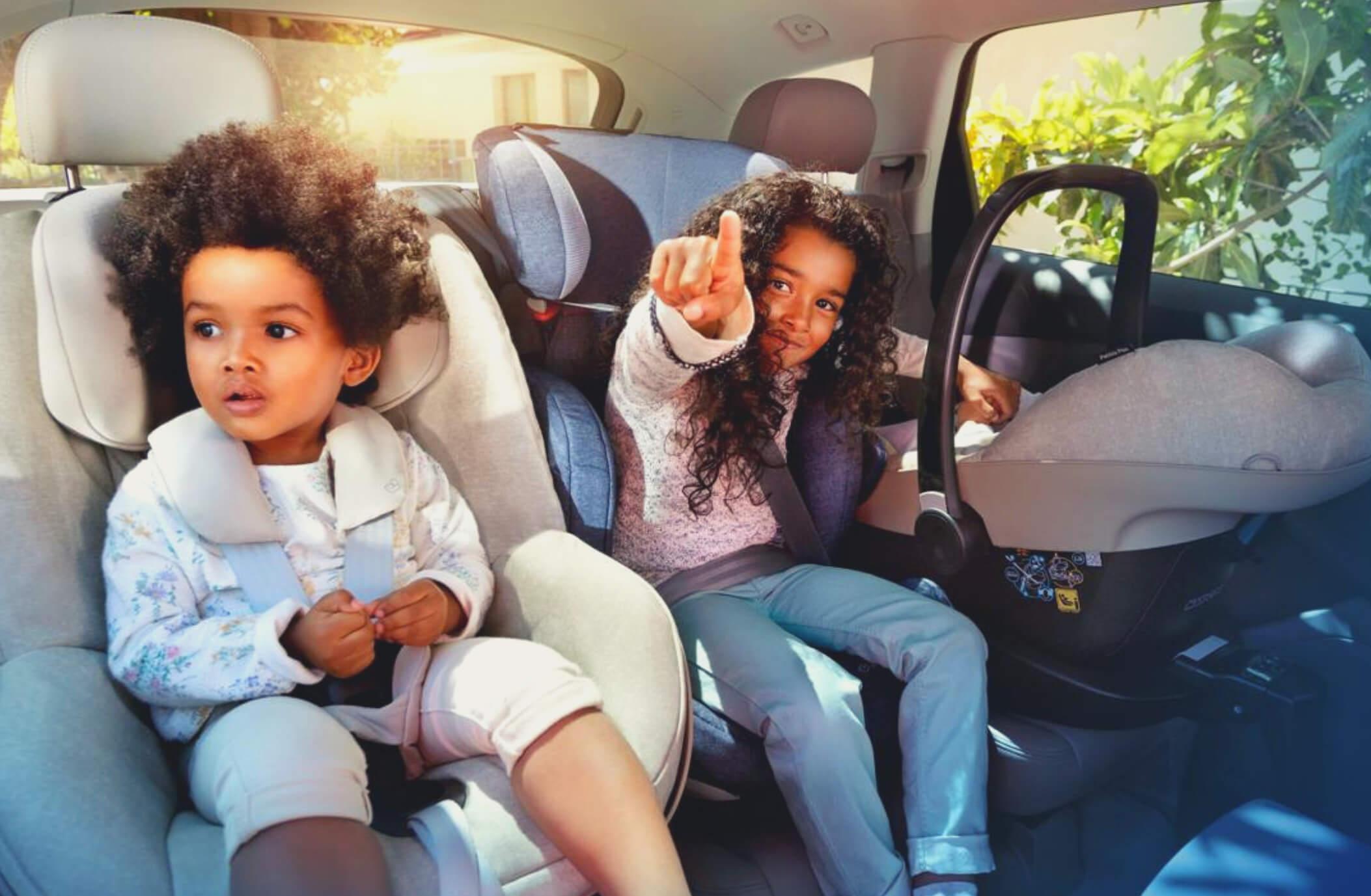 Comment choisir un siège auto de groupe 1 pour son enfant ?
